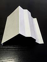 Планка торцевая декоративная глянец