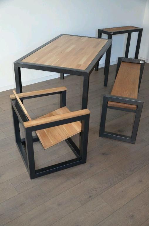 Моделі меблів на металевих каркасах. 3