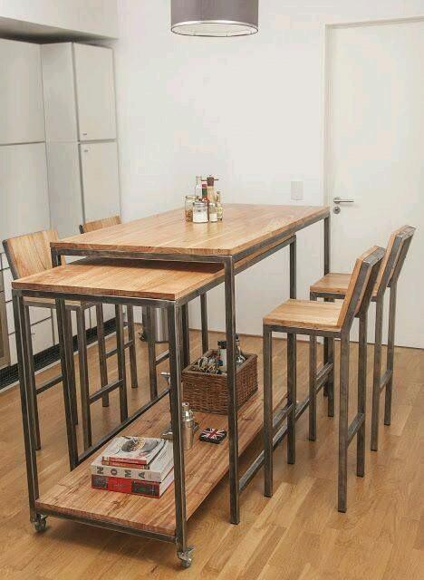 Моделі меблів на металевих каркасах. 7