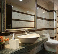 Дозатор для жидкого мыла дезинфицирующего средства для ванной ресторана, фото 1