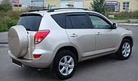 Рейлинги Toyota RAV4 2006-2012 черные 63401-42050-C0 AVTM