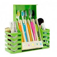 Ящик для ванной комнаты, органайзер для ванных принадлежностей Toothbrush box