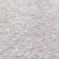 Трикотажное полотно кулир (кулирная гладь) хлопок, серый меланж