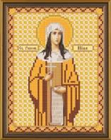 Рисунок на ткани для вышивания бисером Св. Равноап. Нина Просвет. Грузии БИС 5138