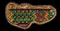 """Набор для вышивки бисером «Магнит """"Карта Украины» Закарпатская область"""