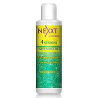 Шампуни NEXXT Professional Шампунь NEXXT Professional Vitamin Greenergetik 4 Сезона для восстановления и питания волос 200 мл