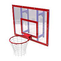 Ферма крепления баскетбольного щита фиксированная ( вынос 20 см)