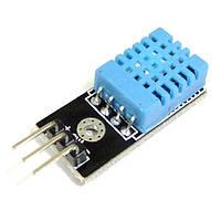 Модуль датчика температуры и влажности для Arduino DHT11 (цифровой интерфейс)