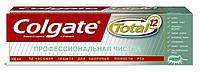Зубной гель Colgate Total 12 Профессиональная чистка 100 мл