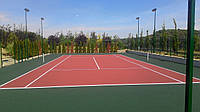 Строительство теннисного корта под ключ, фото 1