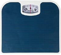 Бытовые напольные весы  Elenberg 493 механические, максимальная нагрузка 130 кг, погрешность 0,1 кг
