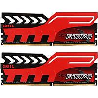 Модуль памяти для компьютера DDR4 16GB (2x8GB) 3000 MHz FORZA GEIL (GFR416GB3000C15ADC)