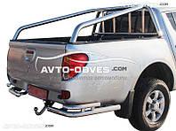 Защитная дуга в кузов Mitsubishi L200 2006-2014 L