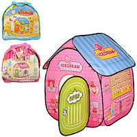 Детская игровая палатка«Домик»M 3314