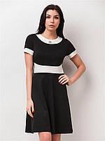 Расклешенное летнее женское платье 90157