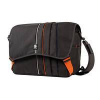 """Сумка для зерк. фото и ноутбука 15"""" Crumpler Jackpack 9000 (grey black / orange)"""
