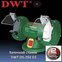 Заточной станок DWT DS-250 GS