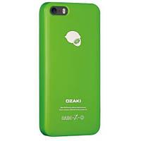 Чехол OZAKI O!Coat Fruit iPhone SE/5S/5 Lemon