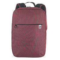 "Рюкзак Tucano LOOP BACKPACK FOR NOTEBOOK 15.6"" BURGUNDY"
