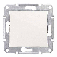 1-кл выключатель Schneider electric SEDNA IP44 С.-К.