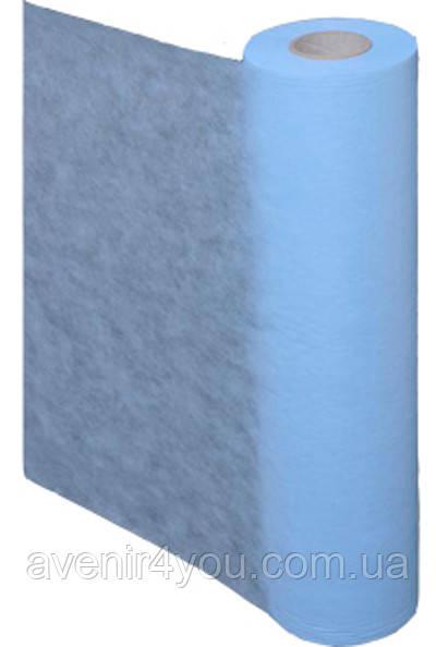Простынь масло-водонипроникаемая  0,8х50 метров, (плотность 30 г/м)