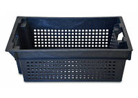 Ящик пластиковый 600х400х200 мм (66-120) шт.