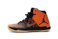 Баскетбольные кроссовки Nike Air Jordan 31 orange