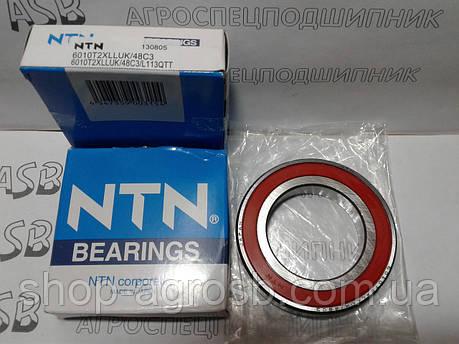 Подшипник NTN 6010T2XLLUK/48C3/L113QTT, 6010K.2RS, CLAAS 734785.2, фото 2