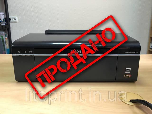 Принтер Epson Stylus Photo T50