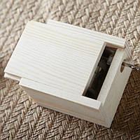 Музыкальная шкатулка MAYA Music Box Natural