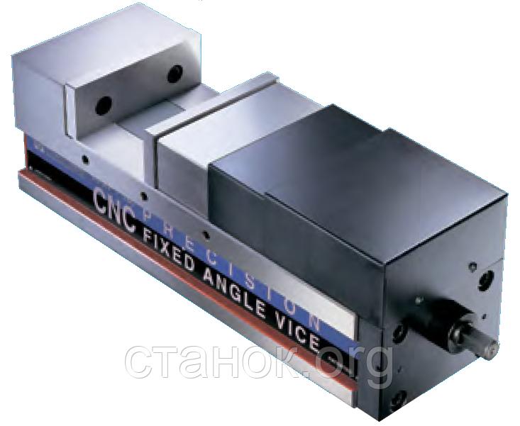 Homge HPAV-160L тиски прецизионные для станков с ЧПУ