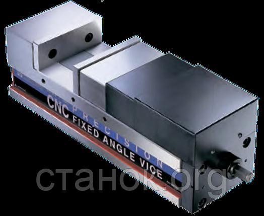 Homge HPAV-160L тиски прецизионные для станков с ЧПУ, фото 2