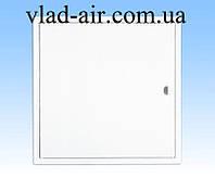Дверца ревизионная пластиковая Д 100*100 Hardi