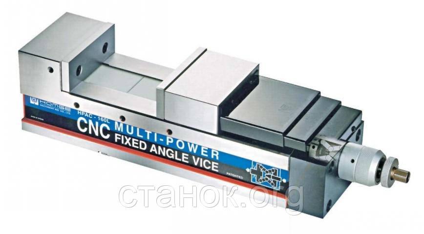 Homge HPAC 160 L тиски прецизионные для станков с ЧПУ