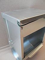 Бункерная кормушка для кроликов. БК-2(с крышкой).