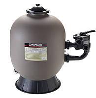 Фильтр для бассейнов песочный Hayward PRO с боковым клапаном 600мм