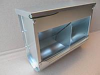 Бункерная кормушка для кроликов. БК3-2(для крупных пород)