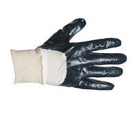 Перчатки рабочие с частичным нитриловым покрытием (Чехия)