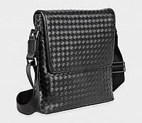 Мужская сумка через плечо кожаная bottega veneta bv0068-2