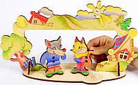 Кукольный театр набор  Сказок