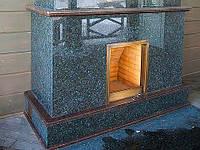 Гранитный портал для камина