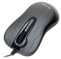 Мышь A4Tech D-60F-1 Black USB Holeless