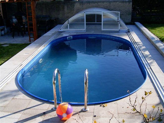 Сборный бассейн Mountfield Ibiza DL 0-150 (5,25х3,2м \ 22м3)
