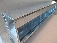 Бункерная кормушка для кроликов. БК-4