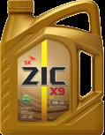 Масло моторное ZIC X9 LS 5W-40 Diesel  1л
