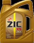 Масло моторне Zic X9 (раніше було XQ) 5w-30 4л