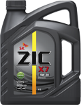 Масло моторное Zic  X7  Diesel  (ранее было 5000) 5w-30 4л