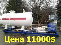 Пропан заправка, АГЗС, СУГ, LPG станция, АГЗП модуль 5 кубов