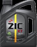 Масло моторное Zic X7 Diesel (ранее было 5000 и RV) 10W-40 6л