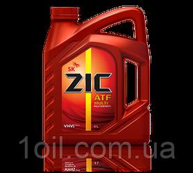 Масло трансмісійне ZIC ATF Multi 4л